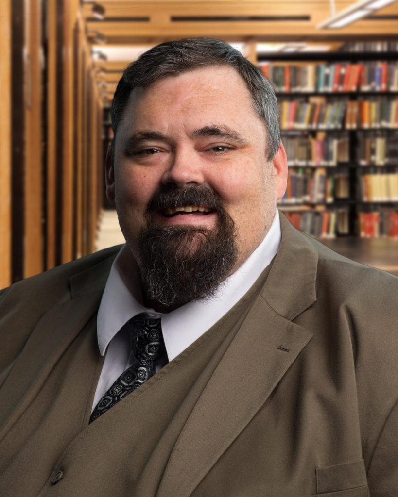 Mr. Trenton Leach