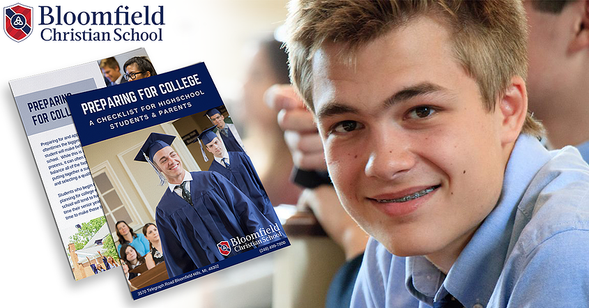 Preparing for College | Bloomfield Christian School