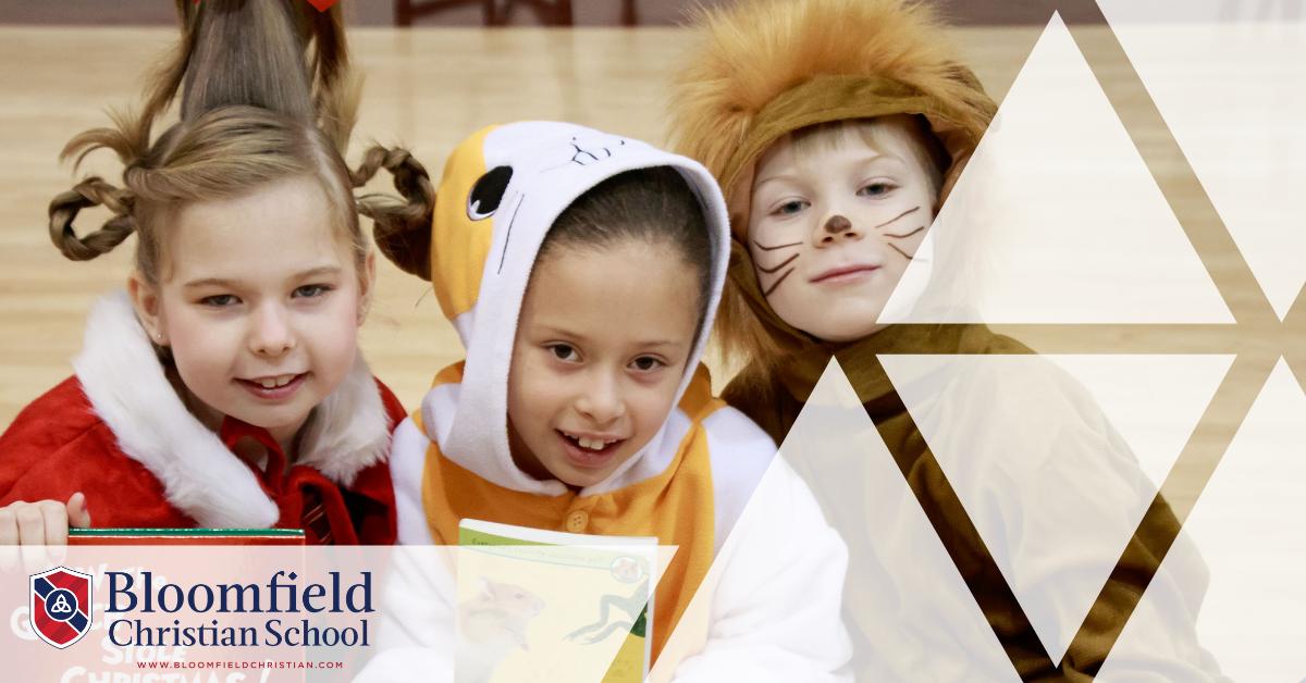 A Day in Kindergarten at Bloomfield Christian School