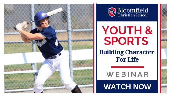 Youth & Sports: Building Character For Life