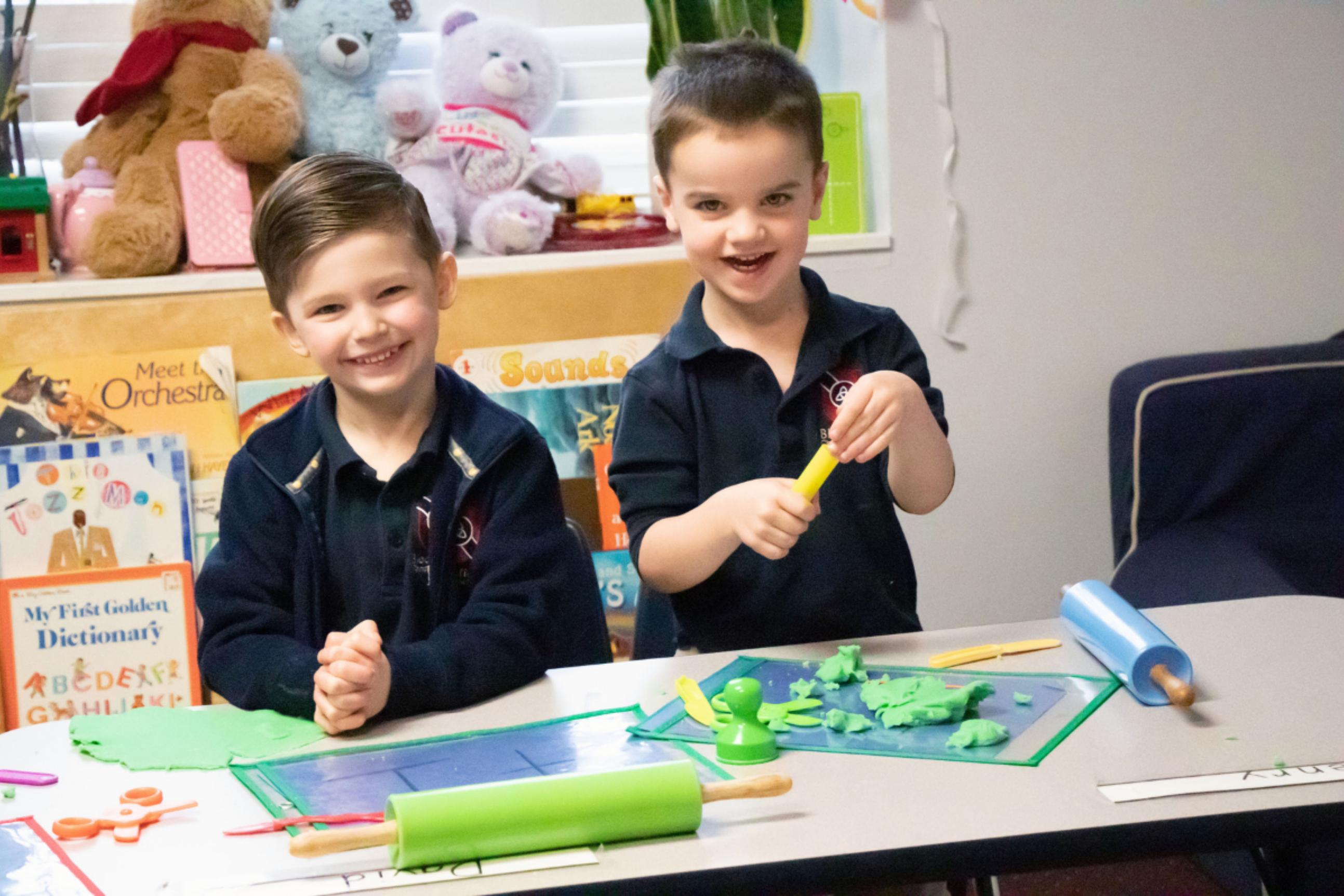 Jr. Kindergarten Open House