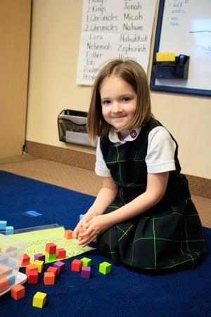 Junior Kindergarten at Bloomfield Christian School