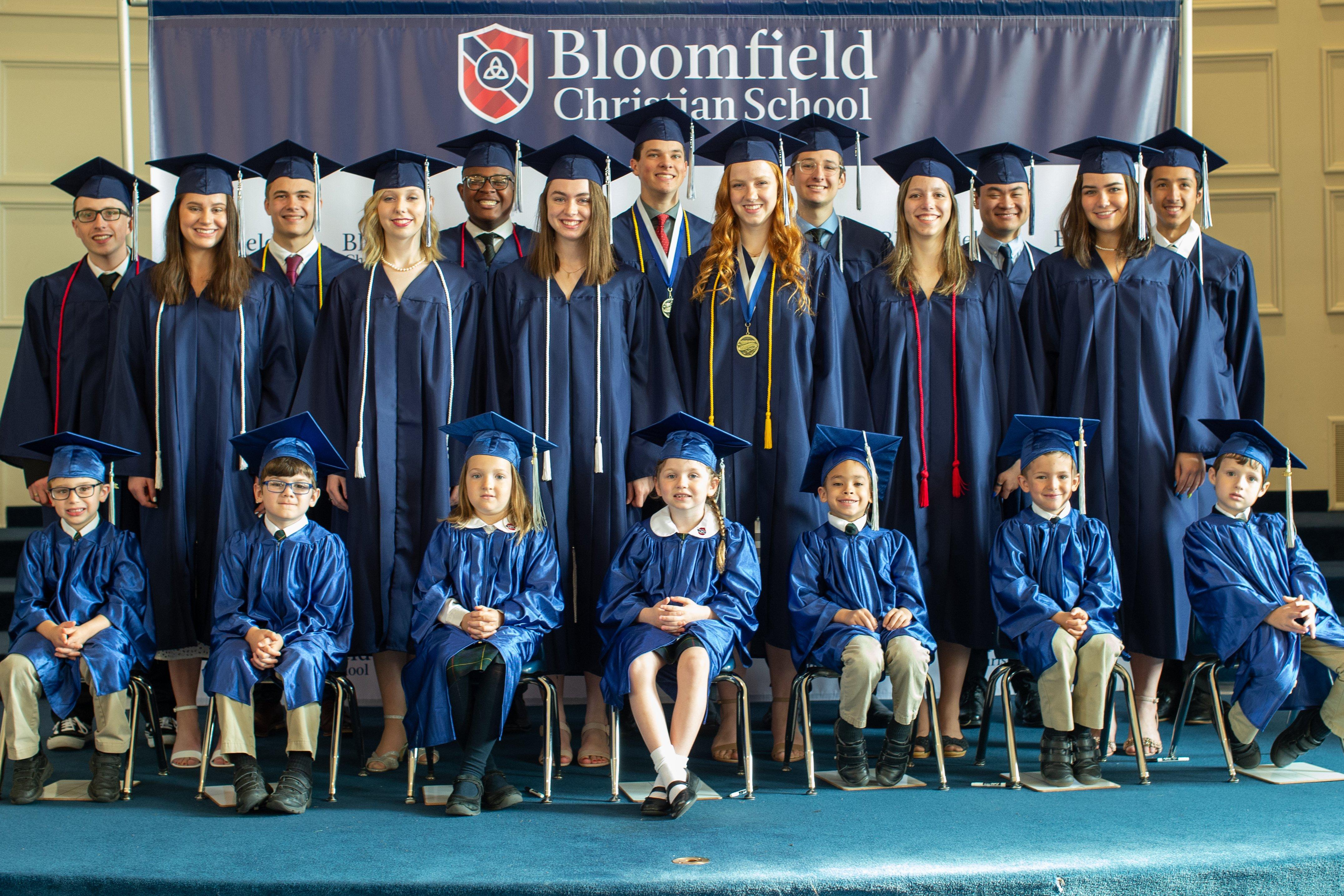 Kindergarten Graduation 2019-3-1