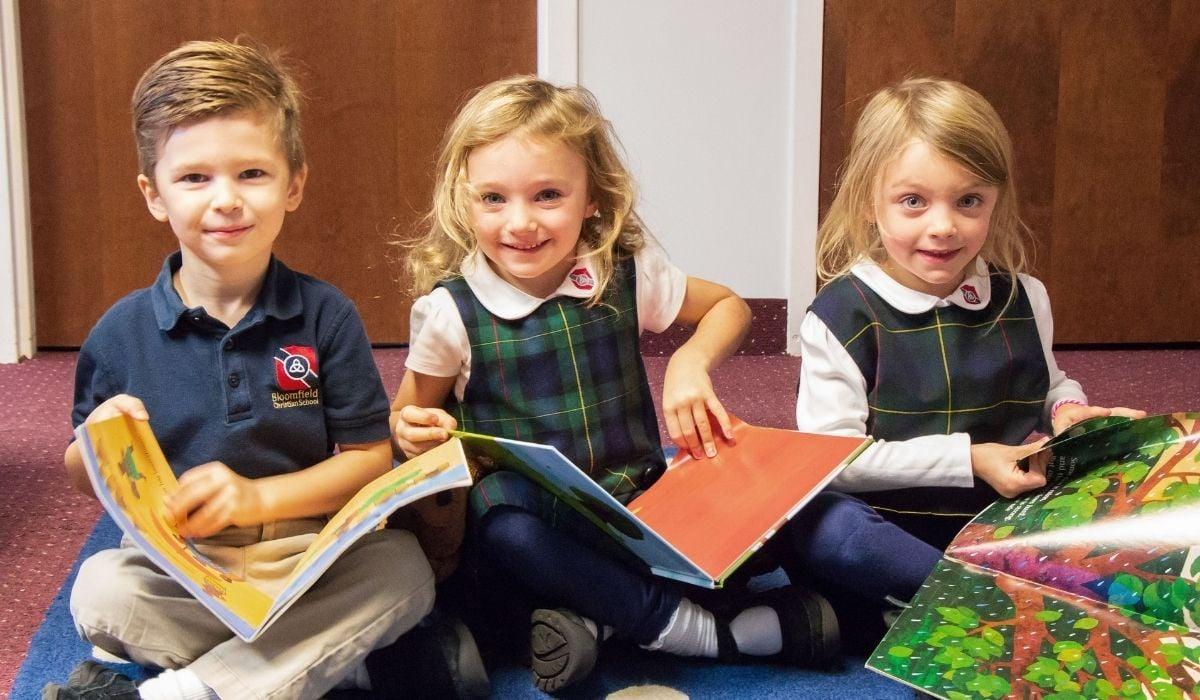 Wonder and Discovery: Junior Kindergarten at Bloomfield Christian School
