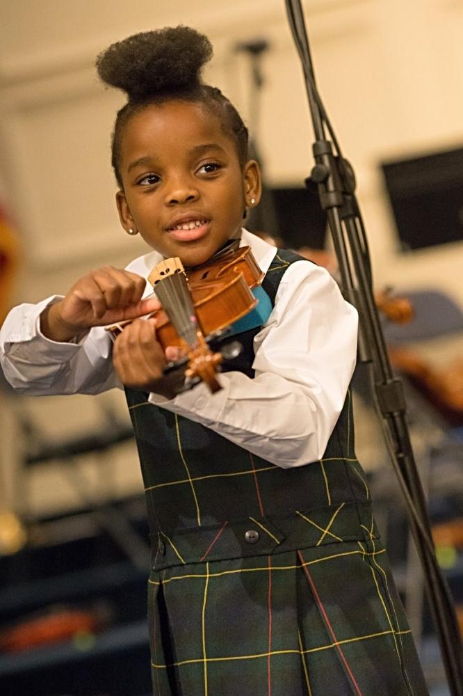 kindergarten violin